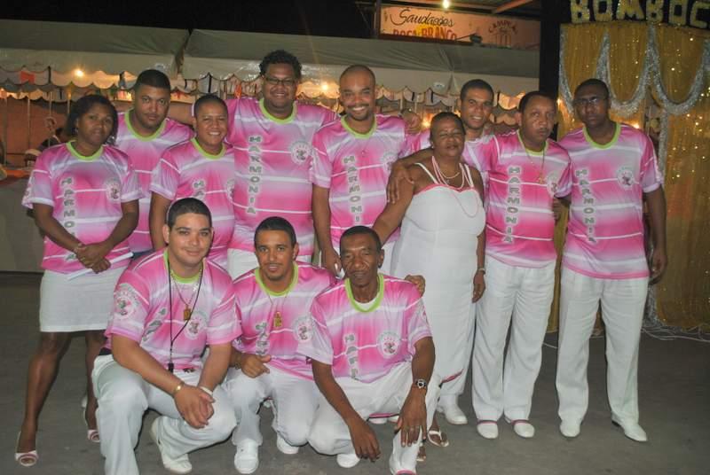 Harmonia do Jacarezinho faz festa domingo