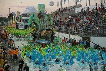 Samba Brasil estreia nesta segunda