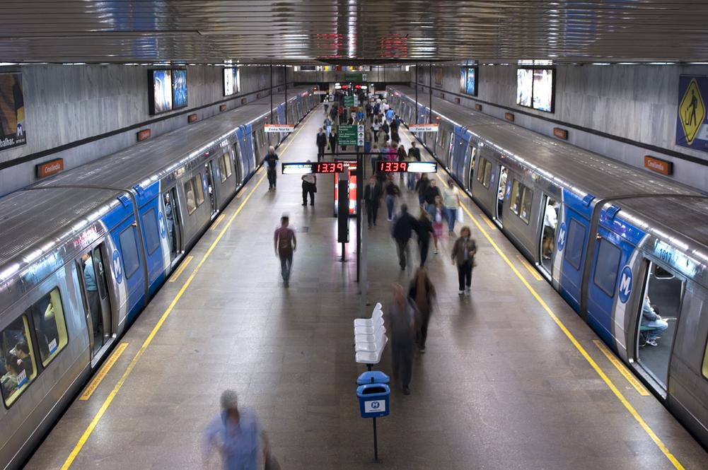 MetrôRio aberto 24h no Carnaval