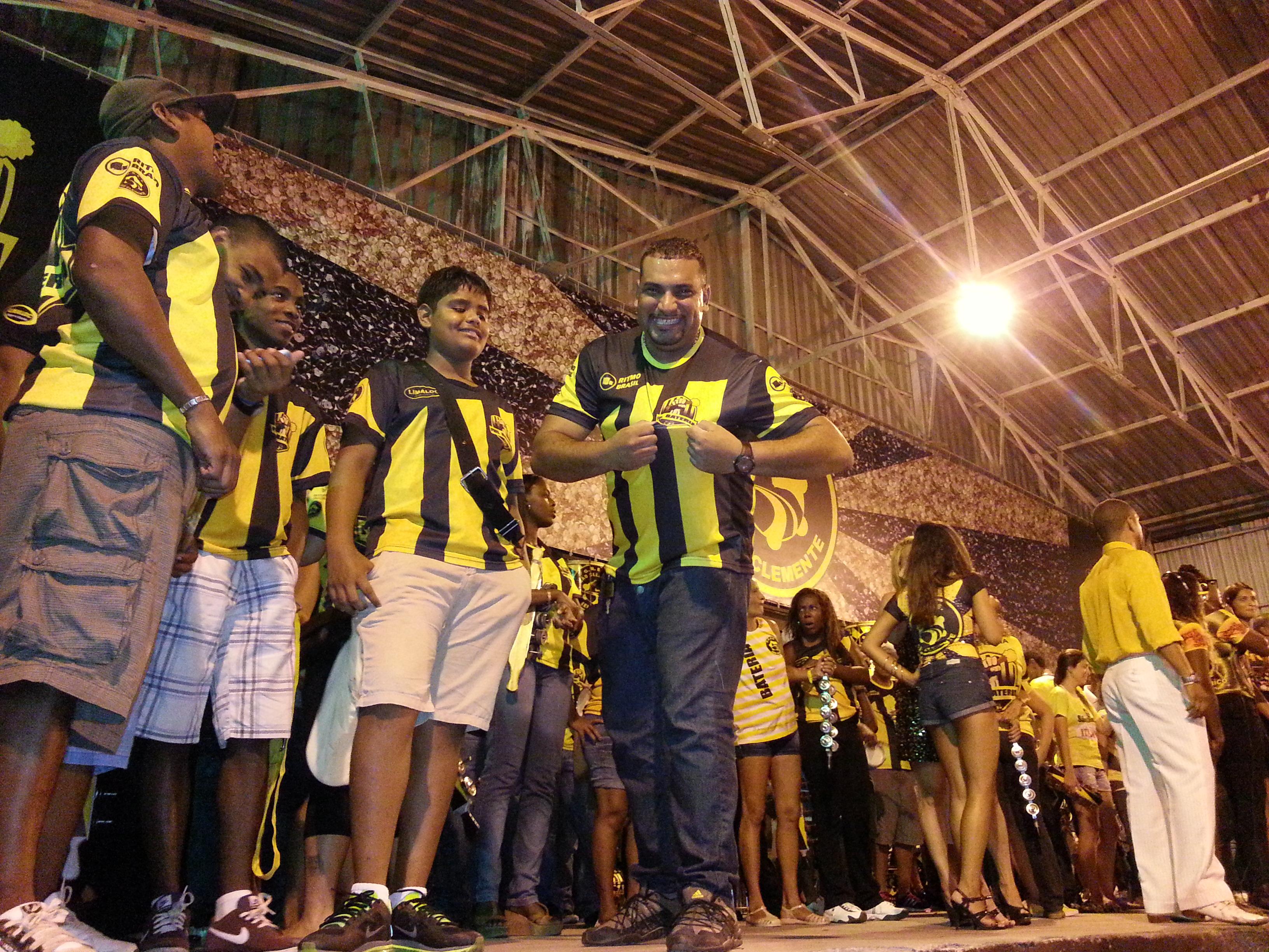 Thiago Diogo reforça S. Clemente