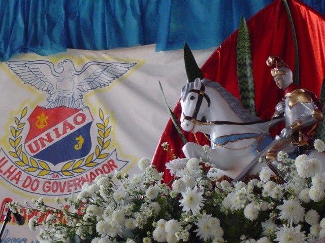 Ilha apresenta reforços em festa para São Jorge
