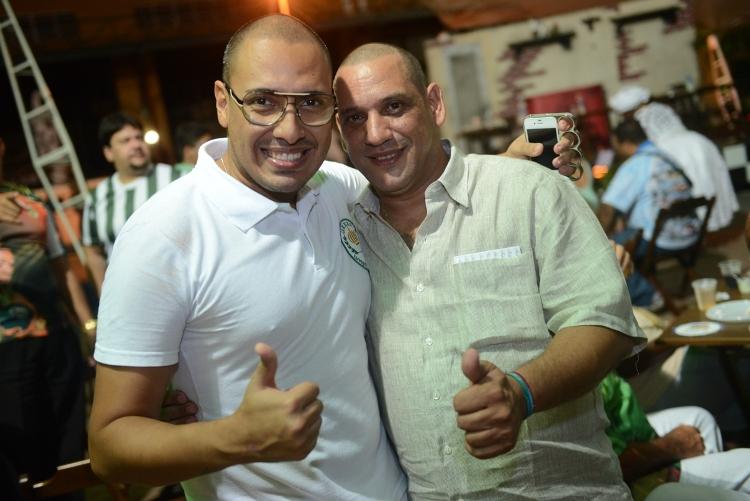 Império da Tijuca seleciona para comissão de frente
