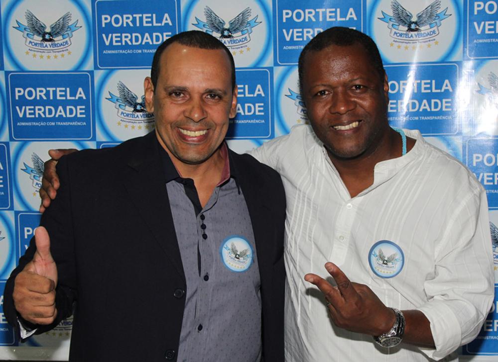 Oposição vence na Portela