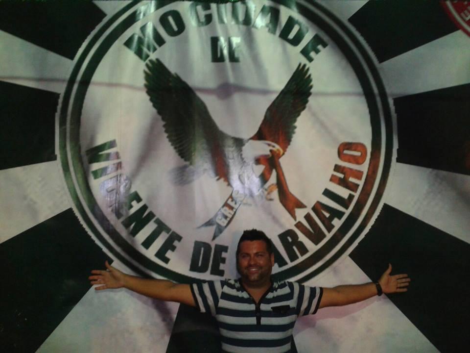 Mocidade de Vicente de Carvalho tem novo carnavalesco