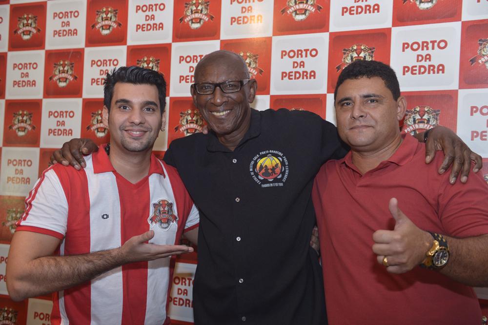 Porto da Pedra apresenta equipe para o Carnaval 2014