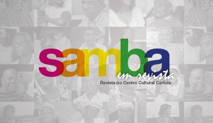 Samba em Revista será lançada sábado