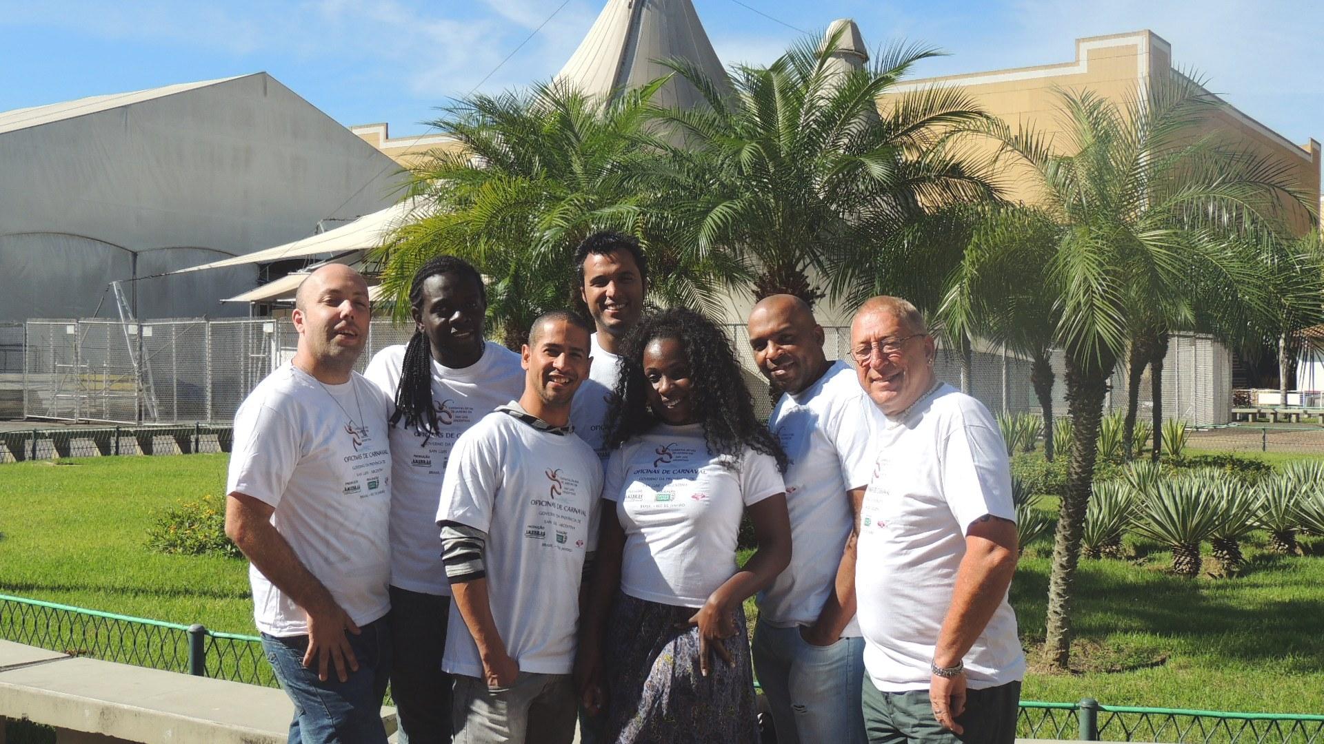 Brasileiros realizarão oficinas em San Luis