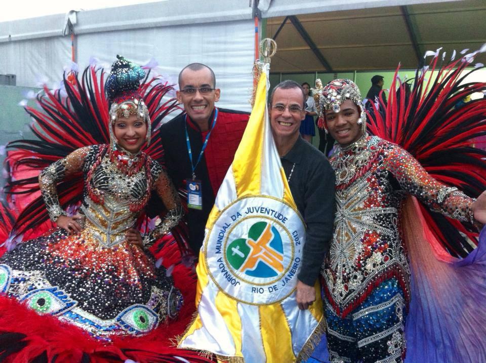 Escola de Manoel Dionísio ganhará bandeira da JMJ