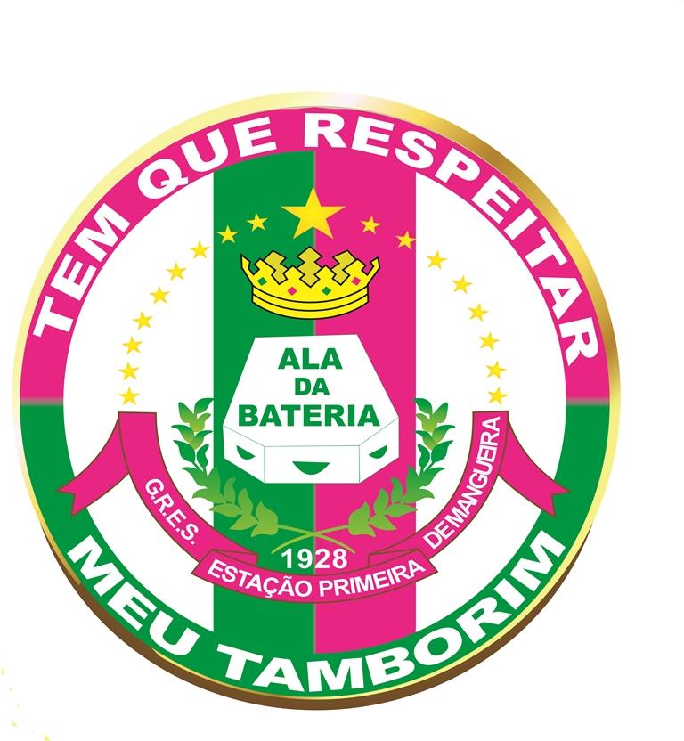 Bateria da Mangueira tem nova logo