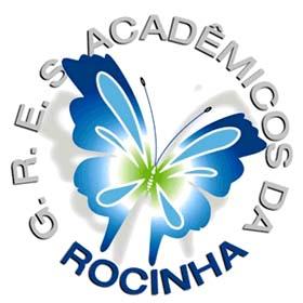 Rocinha divulga logo