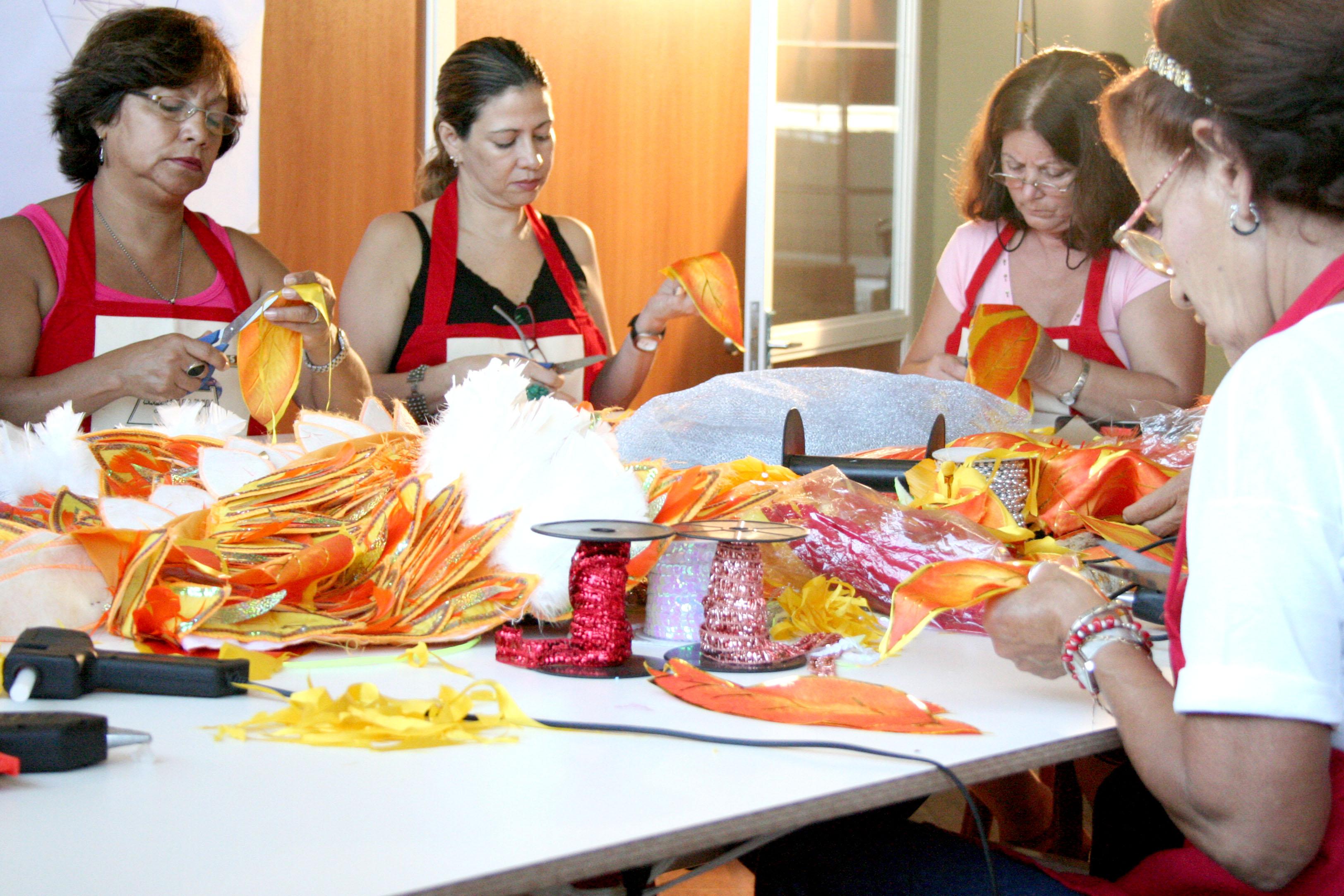 Amebras inscreve para cursos gratuitos de carnaval