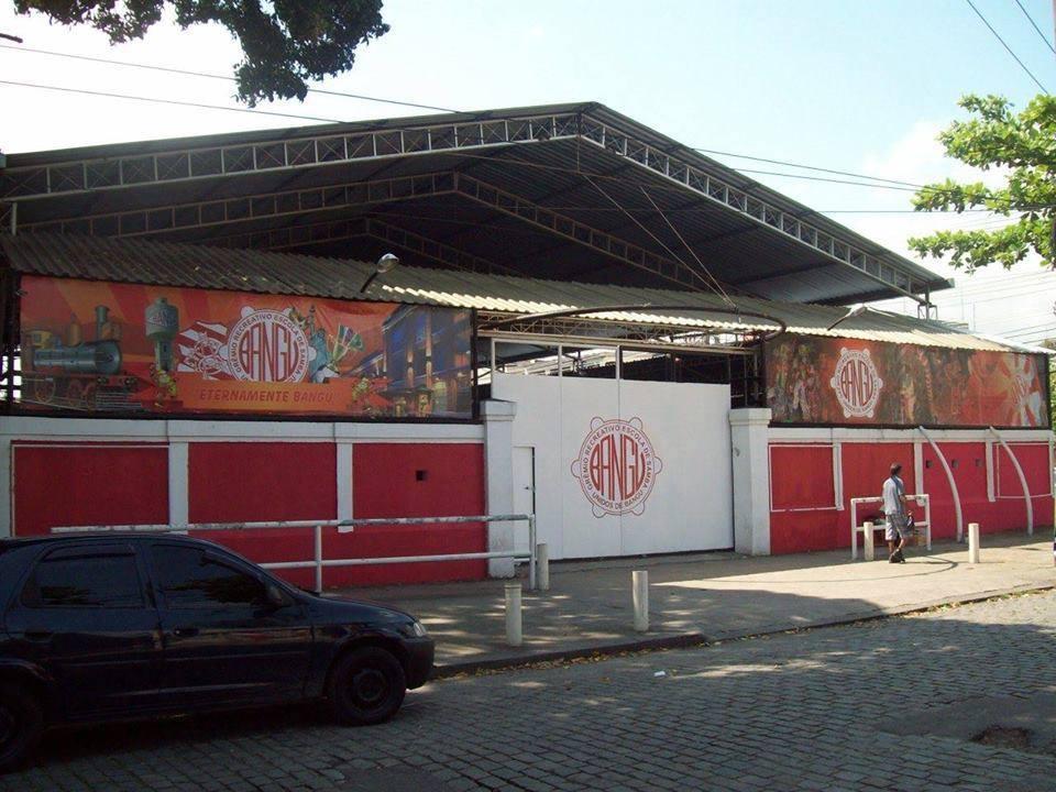 Unidos de Bangu inaugura quadra no domingo