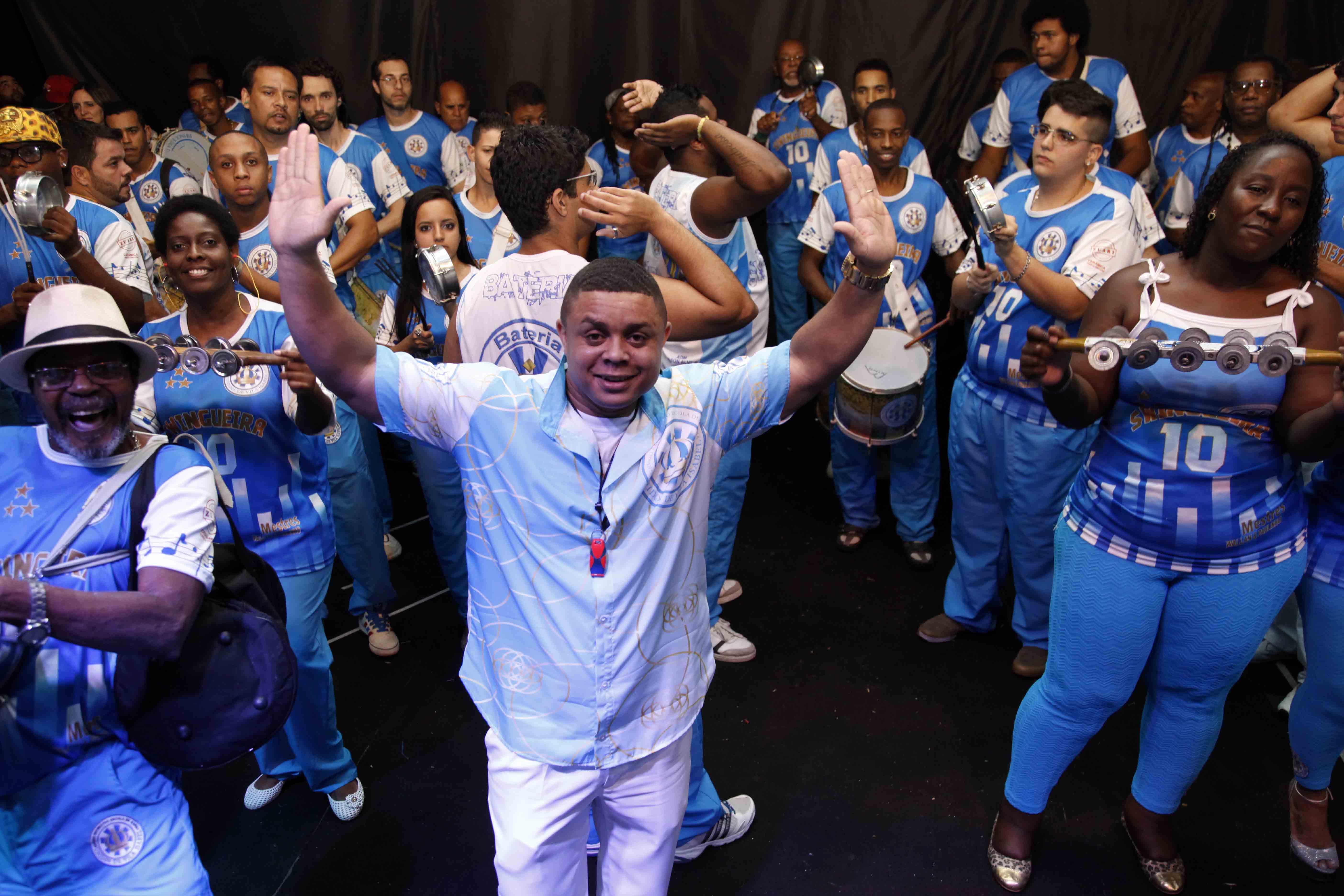 Vila Isabel tem 7 sambas na disputa