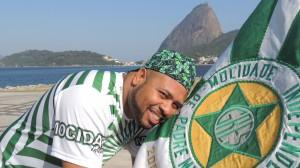 Bruno Ribas bandeira Mocidade