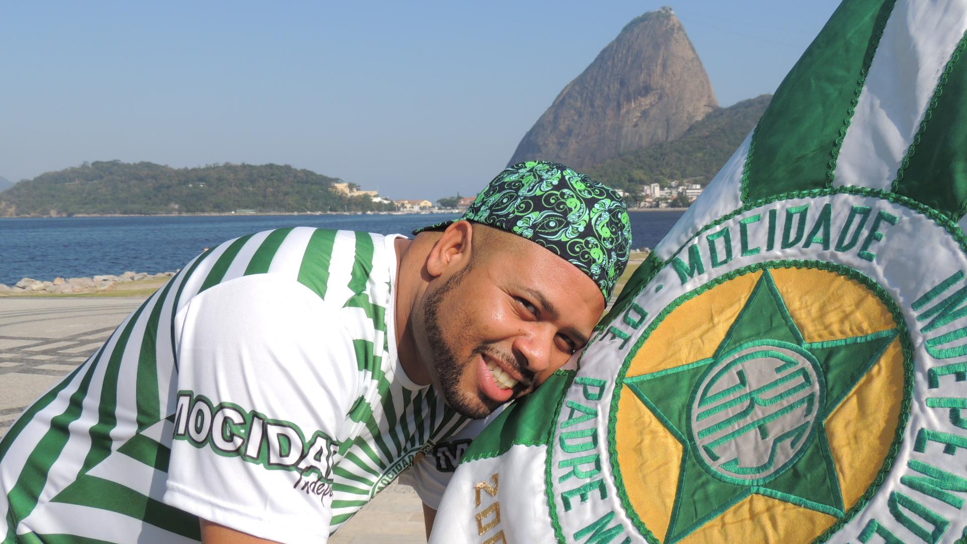 Bruno Ribas na Mocidade