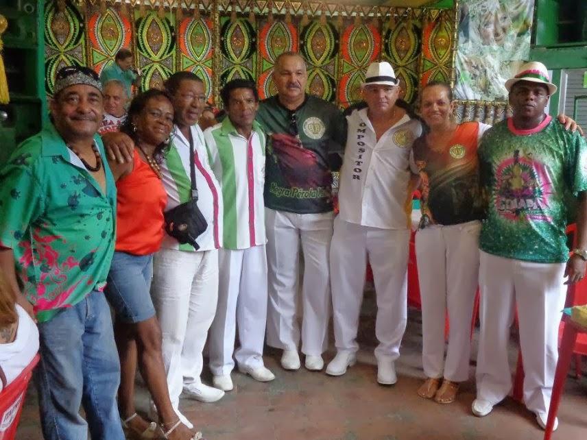 No dia 12, Festa dos Compositores no Império da Tijuca