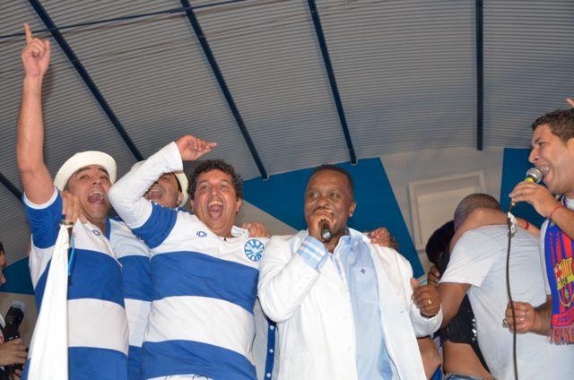 Ouça o samba da Portela ao vivo