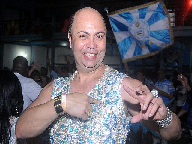 Cid Carvalho deixa Vila Isabel