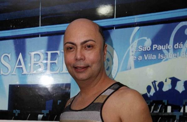 Cid Carvalho no Cubango