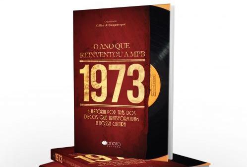 Sambas-enredo estão em coletânea sobre a MPB de 1973