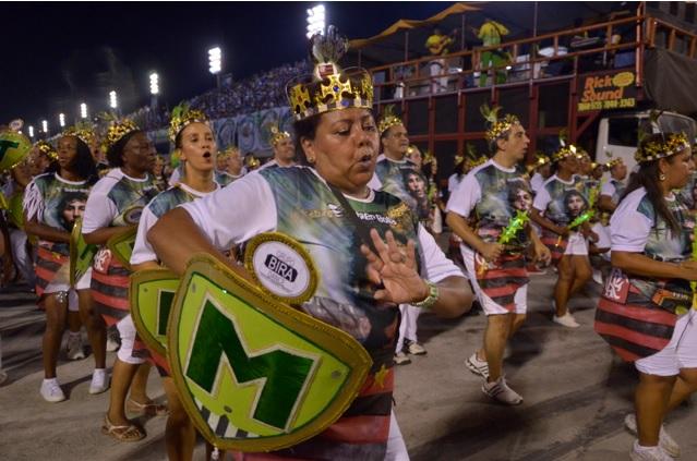 Sambas da Portela e Imperatriz
