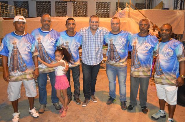 Jack Vasconcelos é o novo carnavalesco da Cabuçu