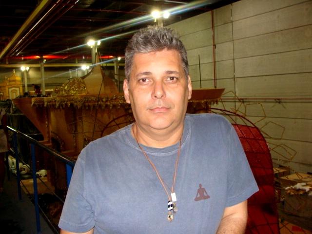 Paulo Menezes na Curicica