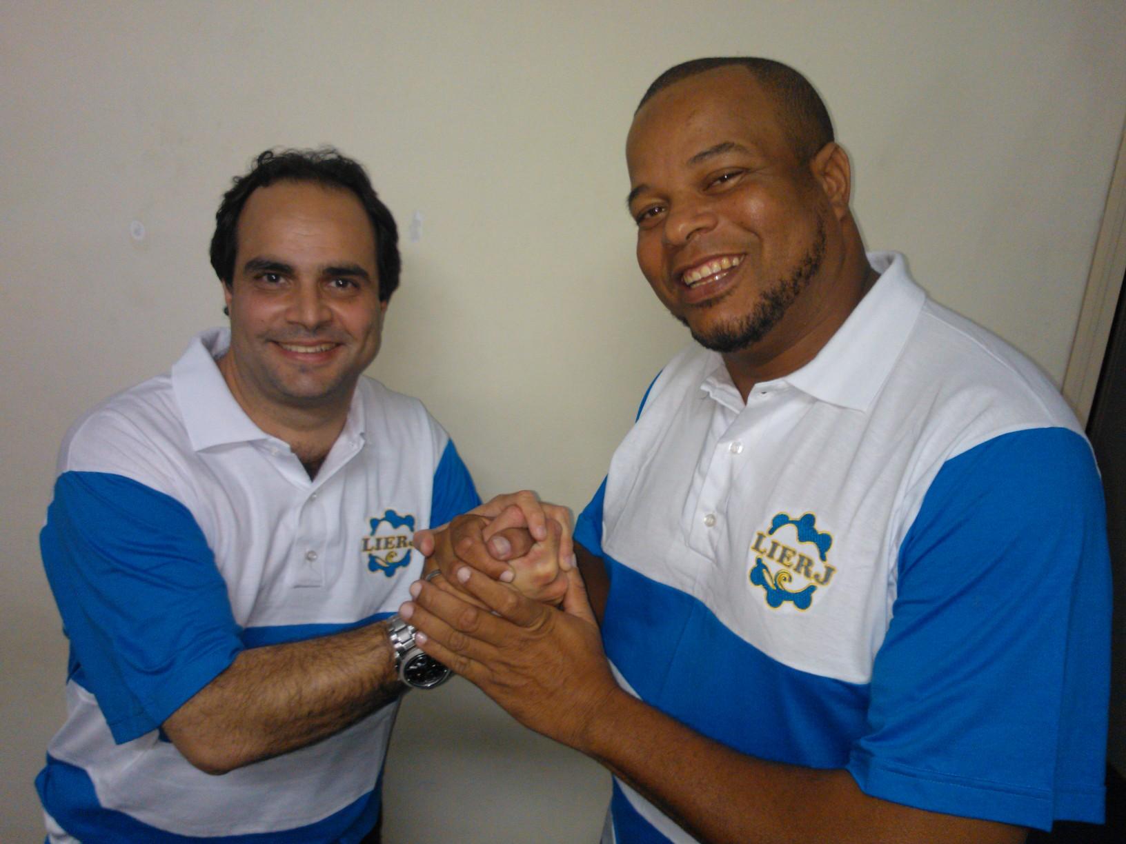 Lierj anuncia os novos responsáveis pelo departamento de Carnaval