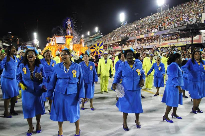 Velha Guarda da Tijuca fará festa no domingo
