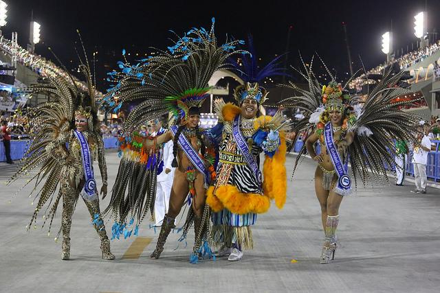 corte do carnaval riotur