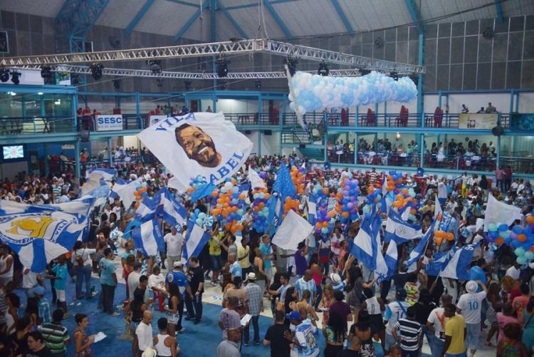 Vila Isabel tem agora seis sambas na disputa