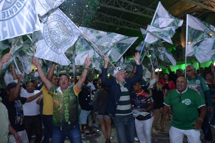 Mocidade terá 7 sambas na semifinal