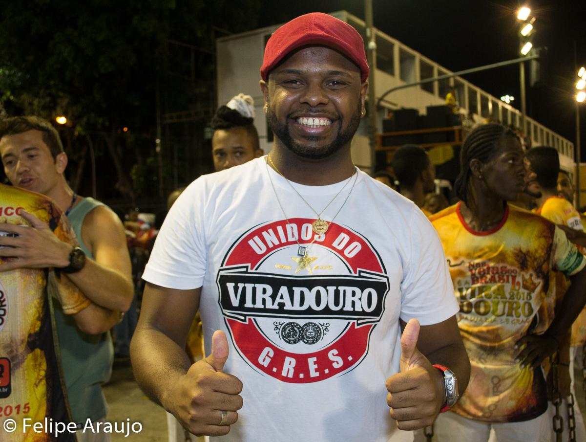 João Vitor e Viradouro não renovam contrato