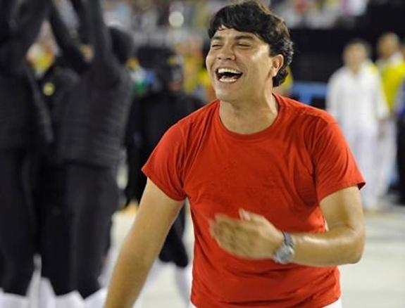 Cubango contrata o coreógrafo Márcio Moura