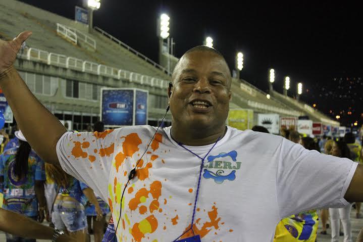 Kenga é o novo diretor de Carnaval da Renascer