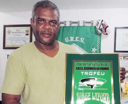 Neste sábado, Cubango entrega Troféu Jorge Lafond