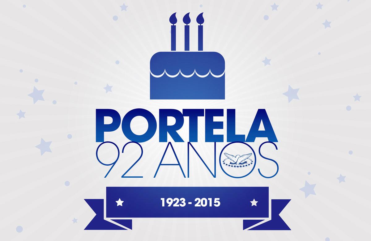Portela comemora 92 anos com roda de samba