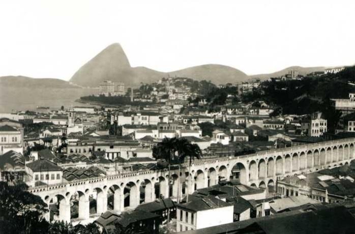 Ouça o 1o episódio de Enredos do Rio