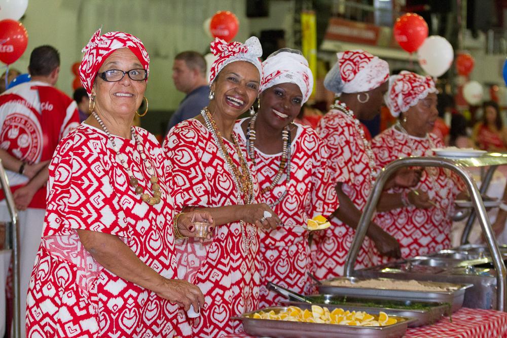 Salgueiro realizará feijoada no Dia das Mães