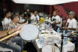 SARAU DO SAMBA NO CENTRO CULTURAL CARTOLA FOTO FERNANDO AZEVEDO
