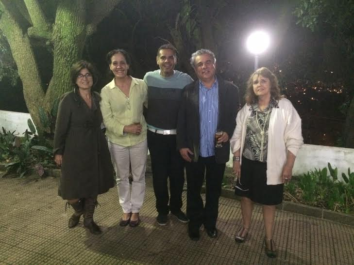 Alex de Oliveira visitou Fundação Darcy Ribeiro