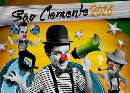 São Clemente recebe sambas nesta 3a