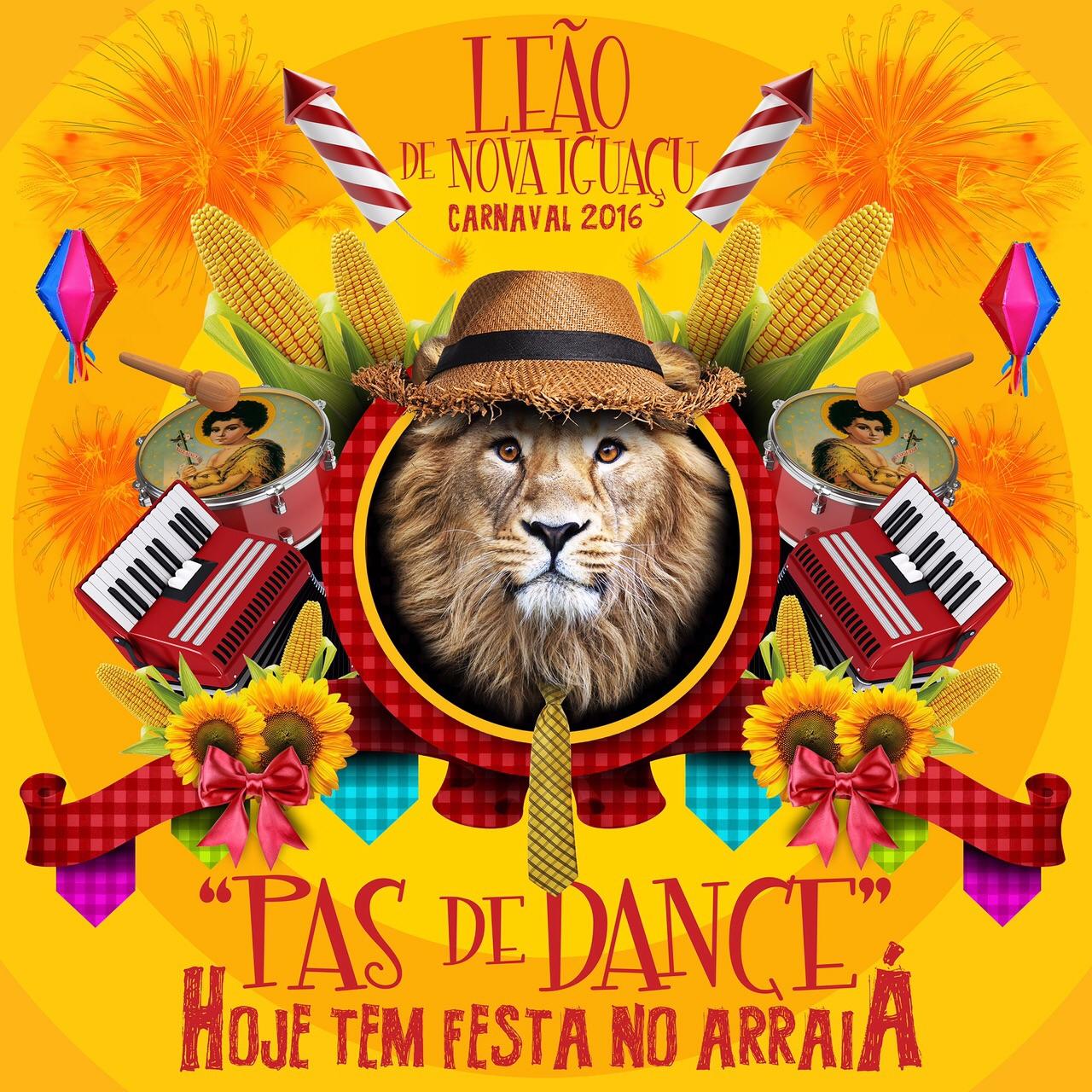 Leão de Nova Iguaçu divulga sinopse