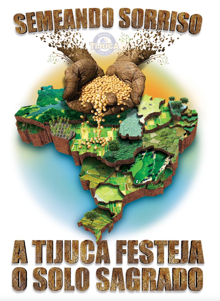 Unidos da Tijuca: samba da parceria de Gustavinho Oliveira