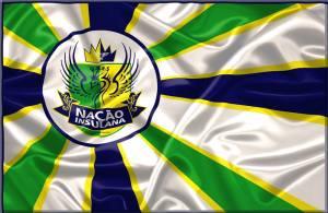 Bandeira Nação Insulana