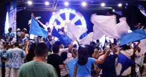 Disputa de Samba - Vila Isabel