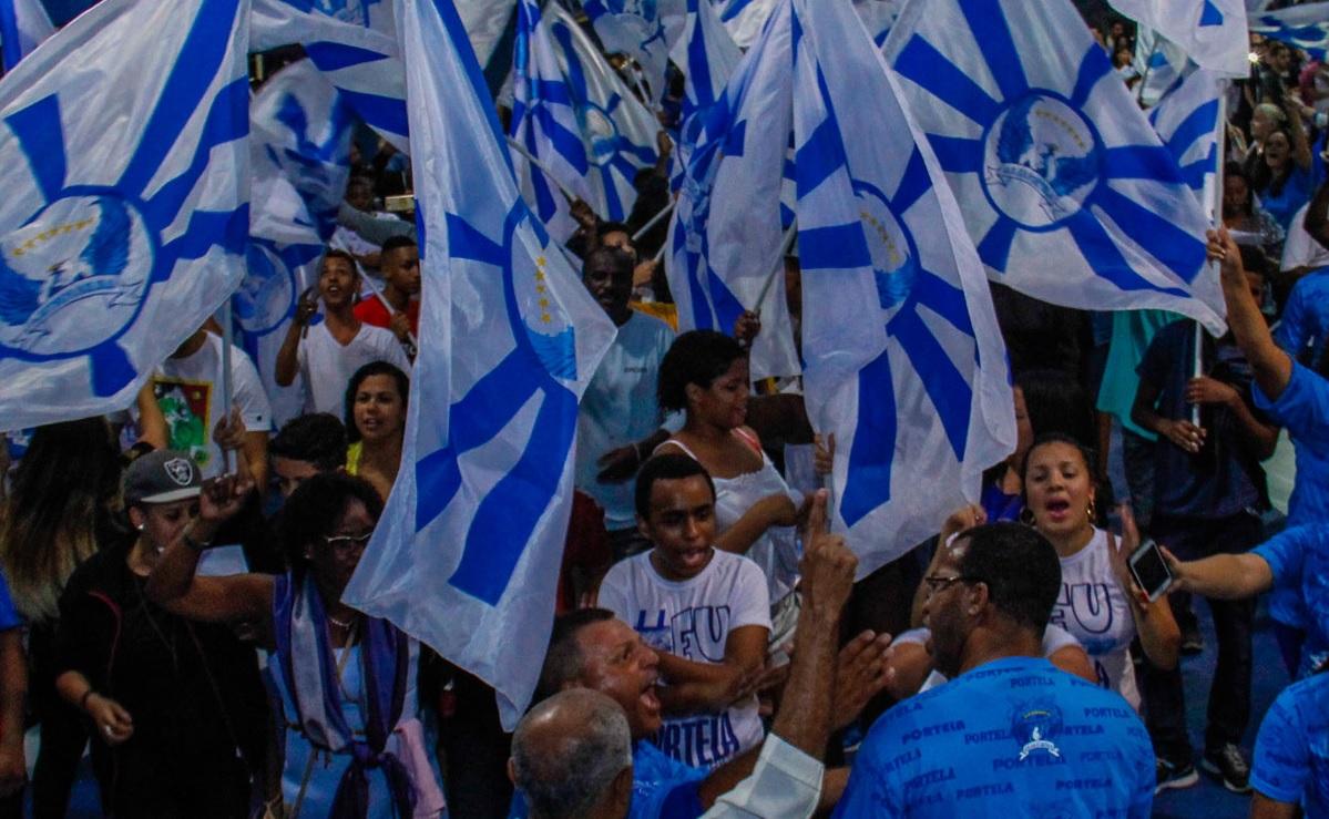 Portela realizará eliminatória com seis sambas no próximo domingo