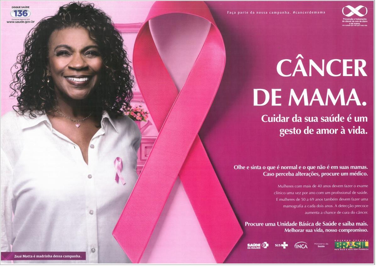 Amebras fará ação de apoio à campanha Outubro Rosa