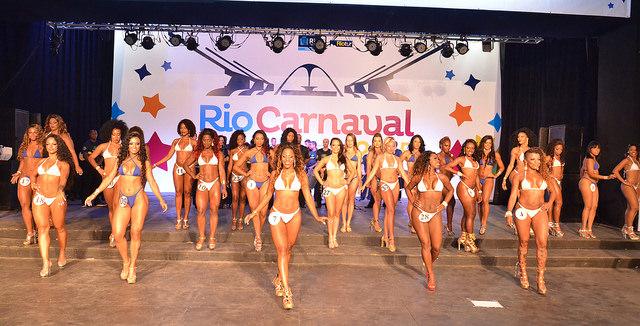 Concurso de Rainha do Carnaval começa na 6a