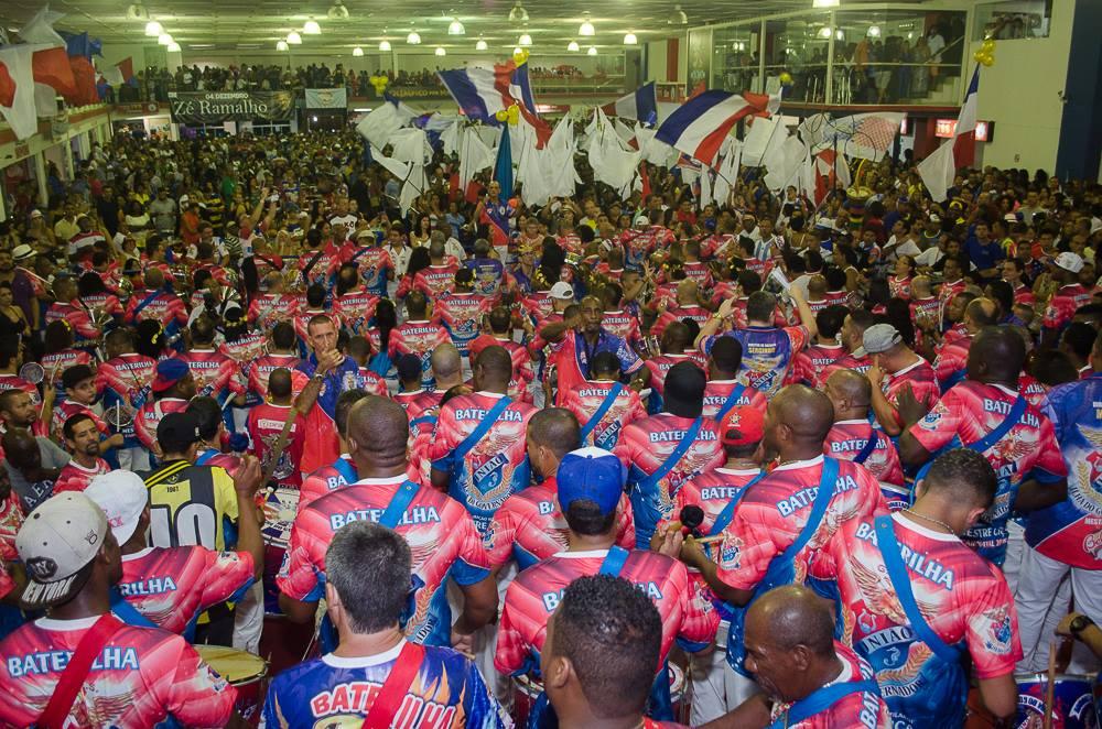 Quatro sambas na final da União da Ilha no próximo sábado